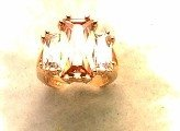 Lds Cubic Zirconia Fashion Ring #581