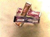 Lds Cubic Zirconia Fashion Ring #582