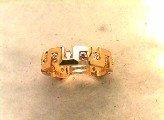 Lds Cubic Zirconia Fashion Ring #591