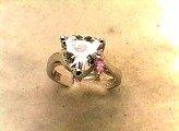 Lds Cubic Zirconia Fashion Ring #592