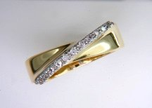 Lds Cubic Zirconia Fashion Ring #620