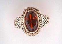 Lds Cubic Zirconia Fashion Ring #671
