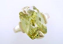 Lds Cubic Zirconia Fashion Ring #696