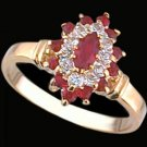 Lds Cubic Zirconia Fashion Ring #1276