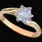 Lds Cubic Zirconia Fashion Ring #1547