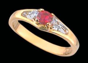 Lds Cubic Zirconia Fashion Ring #1582