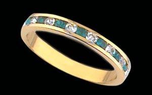 Lds Fashion Ring #1603