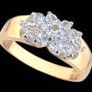 Lds Cubic Zirconia Fashion Ring #1617