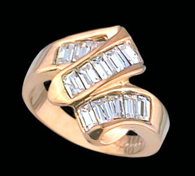 Lds Fashion Ring #1640