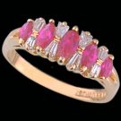 Lds Cubic Zirconia Fashion Ring #1729