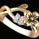 Lds Cubic Zirconia Fashion Ring #1742