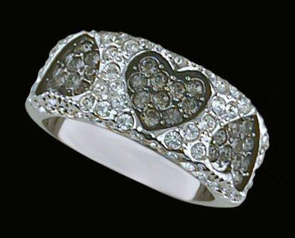 Lds Fashion Ring #1744
