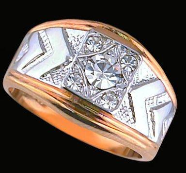Gentleman's Fashion Ring #2025