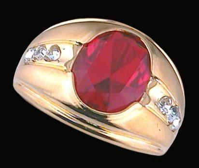 Gentleman's Fashion Ring #2087