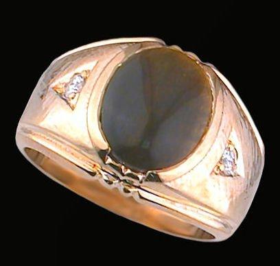 Gentleman's Fashion Ring #2091
