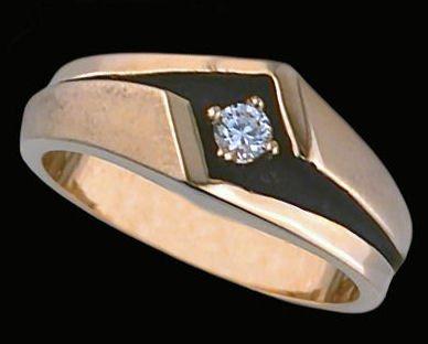 Gentleman's Fashion Ring #2258