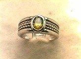 Gentleman's Fashion Ring #2286