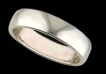 Lds Sterling Silver Ring #4001