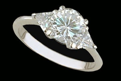 Lds Sterling Silver Ring #4218