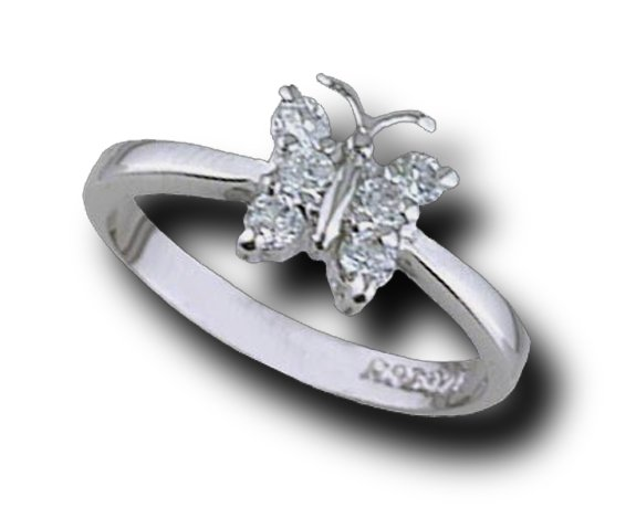 Ladies Fashion Ring #743