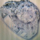 Lds Cubic Zirconia Fashion Ring #929