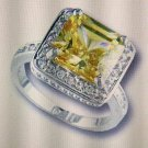 Lds Cubic Zirconia Fashion Ring #938