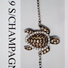 Turtle adjustable bracelet #8419