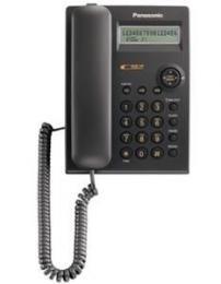 Panasonic Feature Phone W/Caller ID Black