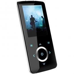 Coby 4GB Slim MP3/FM/MP4 PLR