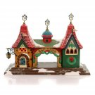 Dept 56 North Pole Welcome to Elf Land Gateway Entrance 56.56431