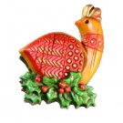 Hallmark Christmas Pin Partridge 1977
