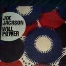 Joe Jackson Rare Lp Sealed Will Power Instrumental 1987