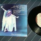 Stevie Nicks Rare 45 With Sleeve Stop Dragging My Heart