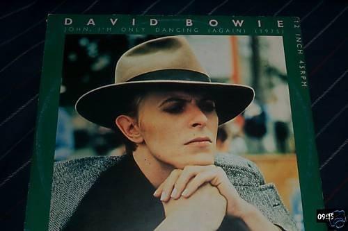 David Bowie Rare 12 Inch RCA UK John I'm Only Dancing