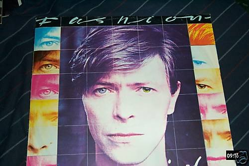 David Bowie Rare 12 Inch RCA UK Fashion BOW T 7 NM