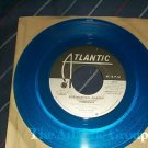 Foreigner Rare Promo Blue Vinyl Blue Morning Blue Day