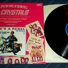 Phil Spector Wall Of Sound Volume 3 The Crystals UK Lp