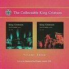 King Crimson 2 Cd Live London 1996 Robert Fripp