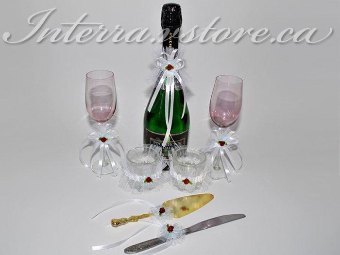 Wedding table decorations set AWDS951