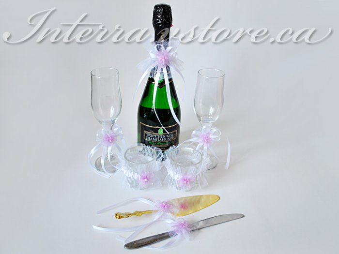 Wedding table decorations set AWDS420