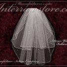 Wedding bridal veil Model No: BV-6