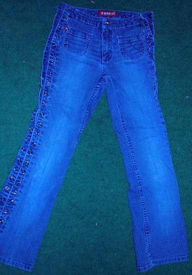 LOT OF JEANS SIZE 10