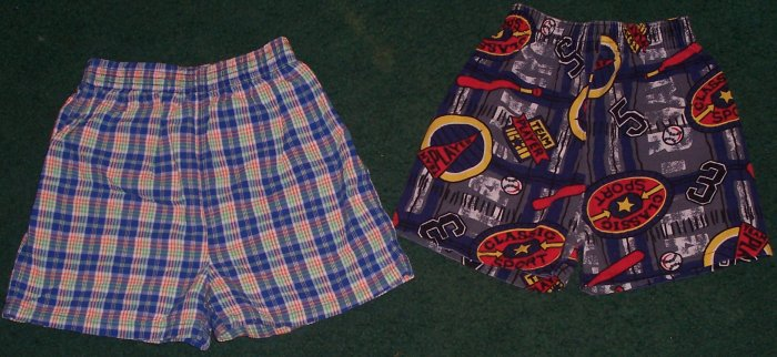 LOT OF BOY SHORTS SIZE 4T