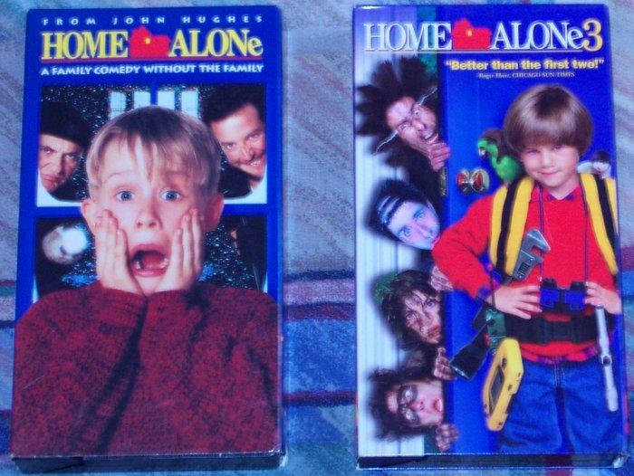 2 VHS KIDS MOVIES