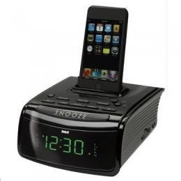 Audiovox Electronics Corp. Alarm Clock Radio w/ IPod Dock