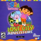 DORA THE EXPLORER THE LOST CITY