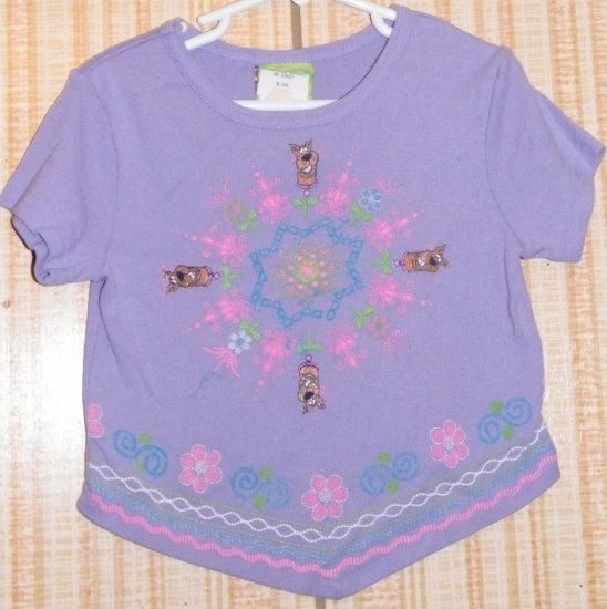 CUTE SCOOBY DOO OUTFIT SIZE 6