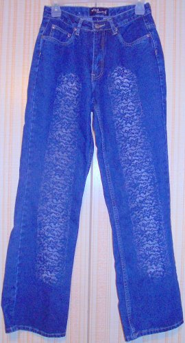 NEW WITHOUT TAGS WILD SECRET JEANS SIZE 9