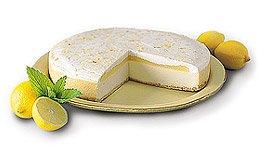 Lemon Biscotti Cheesecake