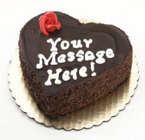 Heart Shaped Cheesecake - New York